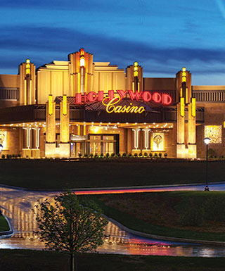 Interactive map of casinos within Toledo