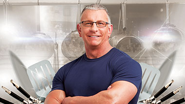 Robert Irvine Restaurant Takeover at Hollywood Casino Toledo