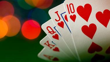 poker rules winning hands