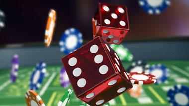 Rocket gambling game